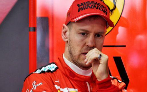 Vettel geeft nog geen uitsluitsel over toekomst: