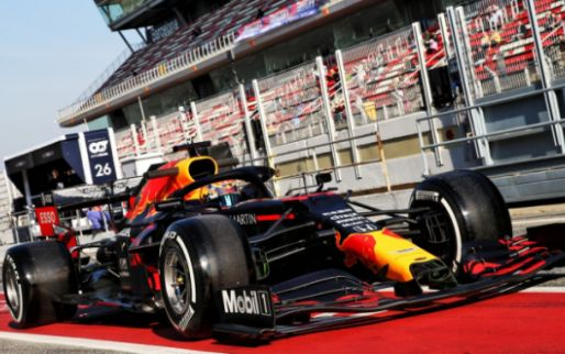 Red Bull Racing heeft vloer verwijderd wegens problemen wielophanging