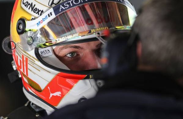 Verstappen searches for a cause for the spin: It was not my fault