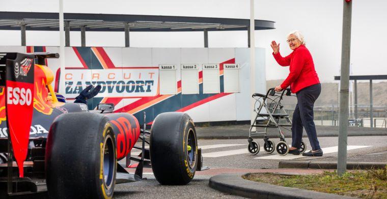 Palmer heeft gemengde gevoelens: ''Waar kan je racen op Zandvoort?''