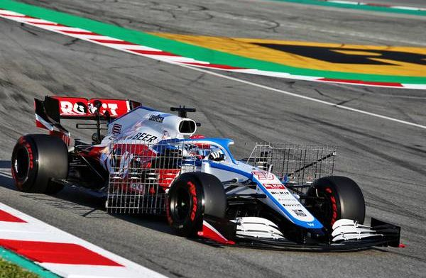 The fight for the first car on track: This time it's not Williams
