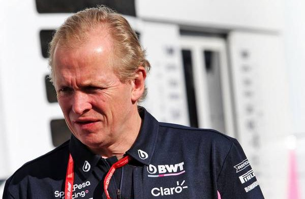 The Aston Martin F1 team will also buy parts from Mercedes