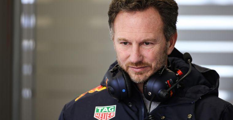 Horner: 'Coureurs stellen dat paar 2019 problemen zijn verholpen met RB16'