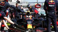 Afbeelding: Monteurs van Red Bull Racing hoeven zich niet meer in het zweet te werken