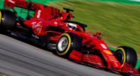 Afbeelding: Vettel spint en veroorzaakt eerste rode vlag van de dag