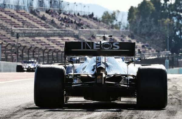 Confirmed: Mercedes won't run again today after oil pressure issue