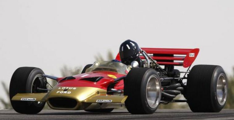 GPBlog's Top 50 drivers in 50 days - #17 - Graham Hill