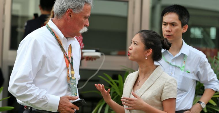 Will the Vietnam Grand Prix go ahead?