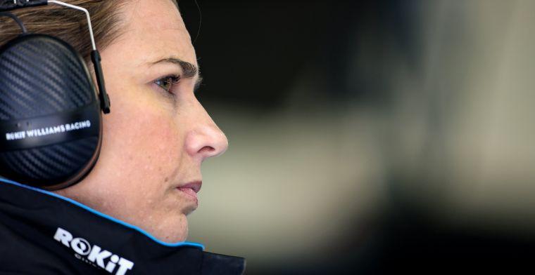Williams verrast met opmerking: ''Wij willen juist meer testdagen''