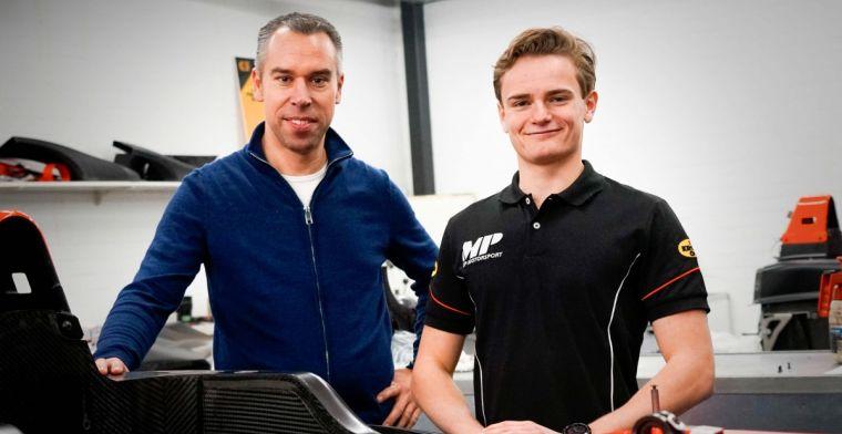 In gesprek met Bent Viscaal: MP Motorsport was voor mij eerste keus