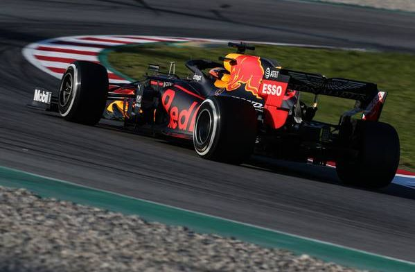 Red Bull Racing: We were a bit careful today