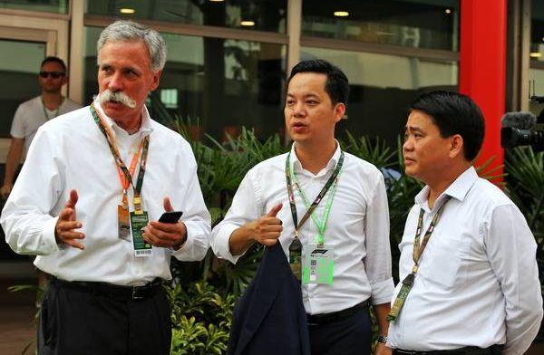 Vietnam insist Grand Prix will go ahead despite Coronavirus