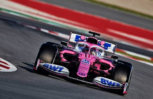 Sergio Perez says Racing Point is the most solid package I've had in my career