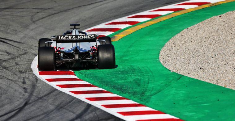 Grosjean positief over de progressie van Haas in de winter