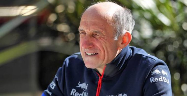 Franz Tost happy with positive testing and Honda's good progress