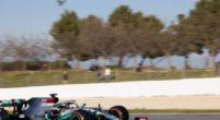 Afbeelding: Door motorproblemen zal Mercedes vandaag niet meer de baan op komen