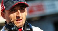 "Image: Robert Kubica ""could feel the improvement"" throughout testing"