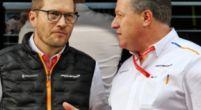 Afbeelding: McLaren kijkt niet naar Racing Point: ''Wij hebben andere ambities''