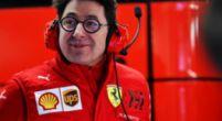 """Afbeelding: Binotto: """"De auto is niet competitief genoeg aan het begin van het seizoen"""""""