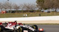 Image: WATCH | Antonio Giovinazzi spins and causes Red Flag