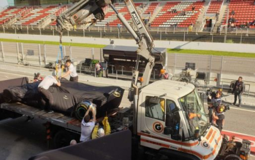 Nico's notes from Barcelona - Day 5: Is the Mercedes engine… unreliable?