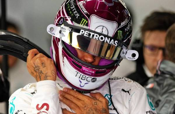 Hamilton about the winter tests: It hasn't been perfect