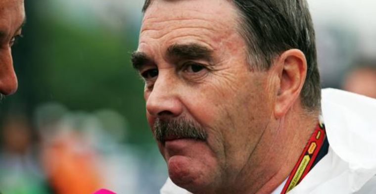 GPBlog's Top 50 drivers in 50 days - #16 - Nigel Mansell