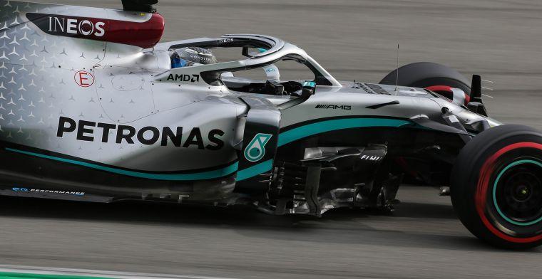 Technisch directeur Mercedes: We zijn nog niet op het niveau dat we verwachten