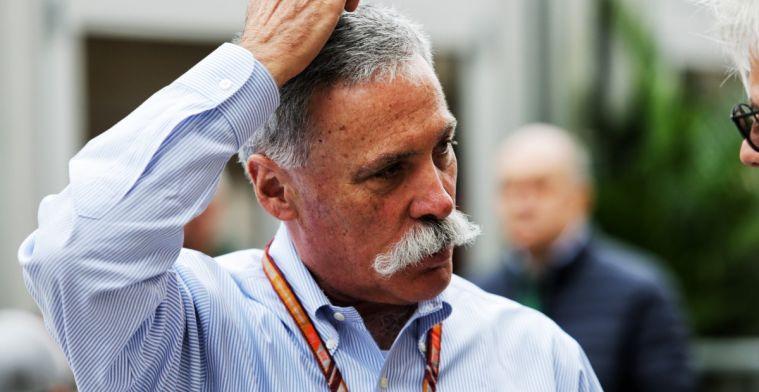 Carey en Dutch GP speculeren niet over doorgang races: Volgen richtlijnen RIVM