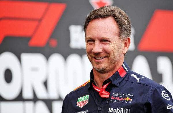 Christian Horner says Red Bull are satisfied by pre season testing