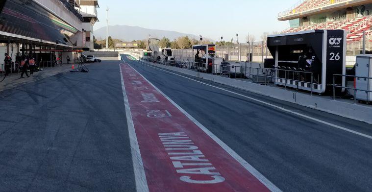 In de F1 Paddock: Vrijdag meer van Honda-motor en top trio Red Bull aanwezig