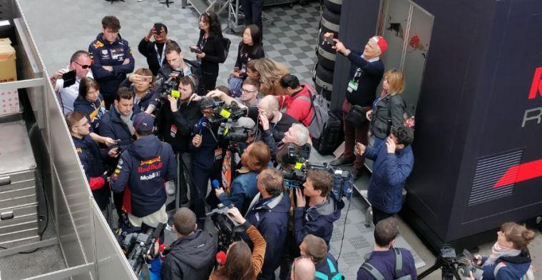 In de F1 Paddock: Verstappen laat P1 lopen, Hamilton kent eigen schema niet