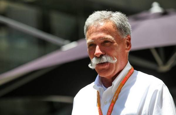 Coronavirus: Carey is firmly convinced first three F1 races will run as planned
