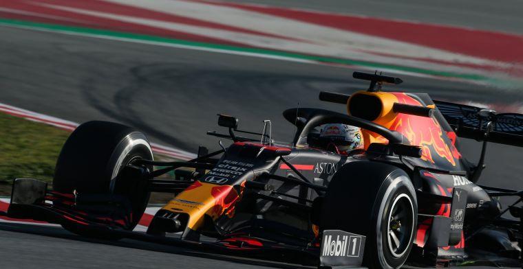 Verstappen gaf meer: Leuk om RB16 eens te besturen op die snelheid