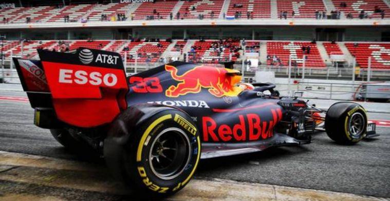 Horner and Verstappen highlight improvements from the Honda engine