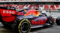 Image: Horner and Verstappen highlight improvements from the Honda engine