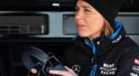 Image: Claire Williams positive but cautious as testing nears conclusion
