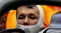 """Image: Albon """"can't wait to get out there"""" and go racing after pre-season tests"""