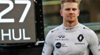 Image: Nico Hulkenberg wonders if shyness hampered F1 career