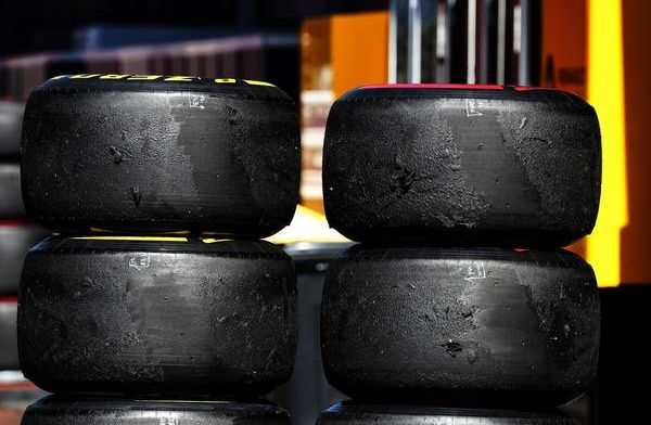 Team tyre selection for Melbourne - Mercedes go all out soft!