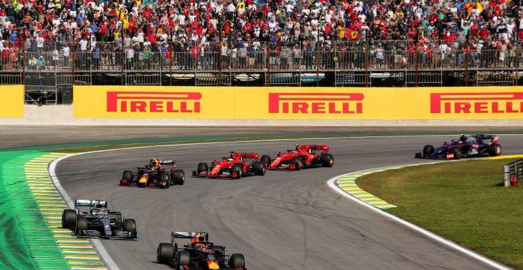 Zien we Interlagos na 2020 nog op de F1-kalender?