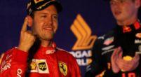 "Image: Binotto hails ""great leader"" Sebastian Vettel at Ferrari"