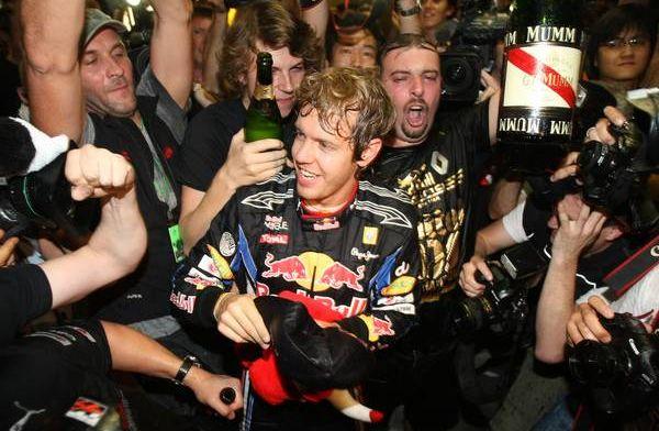 GPBlog's Top 50 drivers in 50 days - #10 - Sebastian Vettel