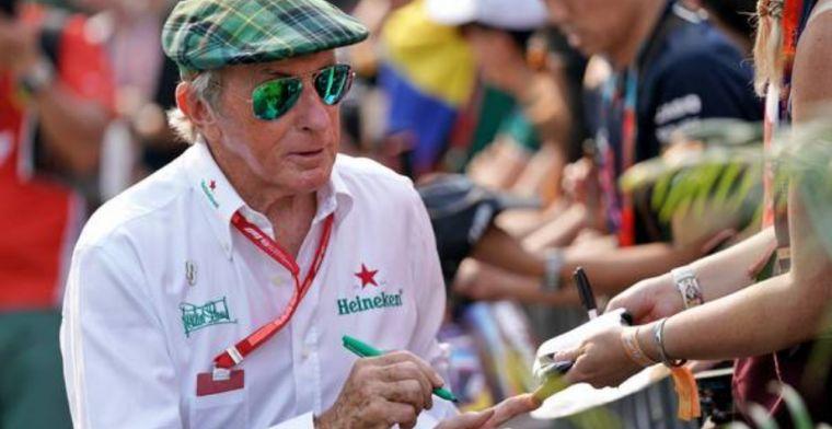 GPBlog's Top 50 drivers in 50 days - #8 - Sir Jackie Stewart