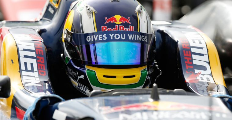 Red Bull and AlphaTauri announce reserve driver