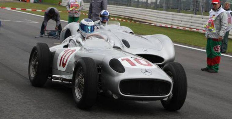 GPBlog's Top 50 drivers in 50 days - #5 - Juan Manuel Fangio