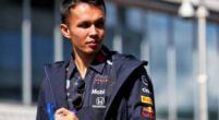 "Image: Alex Albon wants ""to be a Formula One World Champion"""