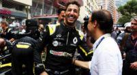 Image: Daniel Ricciardo praises Lewis Hamilton's ability to perform under pressure