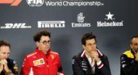 Afbeelding: Verstappen niet bij persconferentie in Australië, Horner wel present