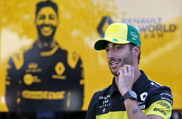"""Ricciardo feels he's """"due a good one"""" in Melbourne this year"""